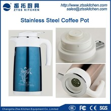 High quality 304 Stainless steel commercial vacuum flask /coffee pot for home and business use