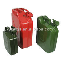 5l 10l 20l diesel metal gas cans small