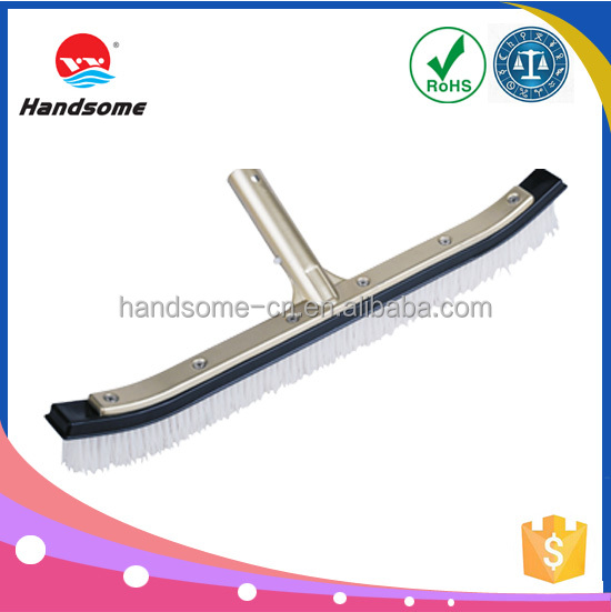 Top quality best price aluminum handle road sweeper pool brushes