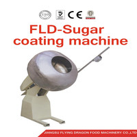 hard candy/chocolate / medicine coating machine