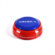 Custom programmable craft novelty sound voice music talking recording easy button for promotional