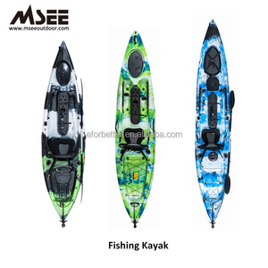 Plastic Rotomold Kayak With Pedals And Jet Kayak In China Kayak Fishing For Sale