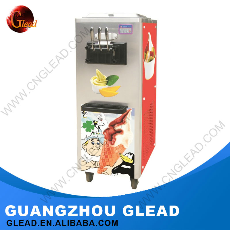Commercial Heavy Duty industrial ice cream manufacturer