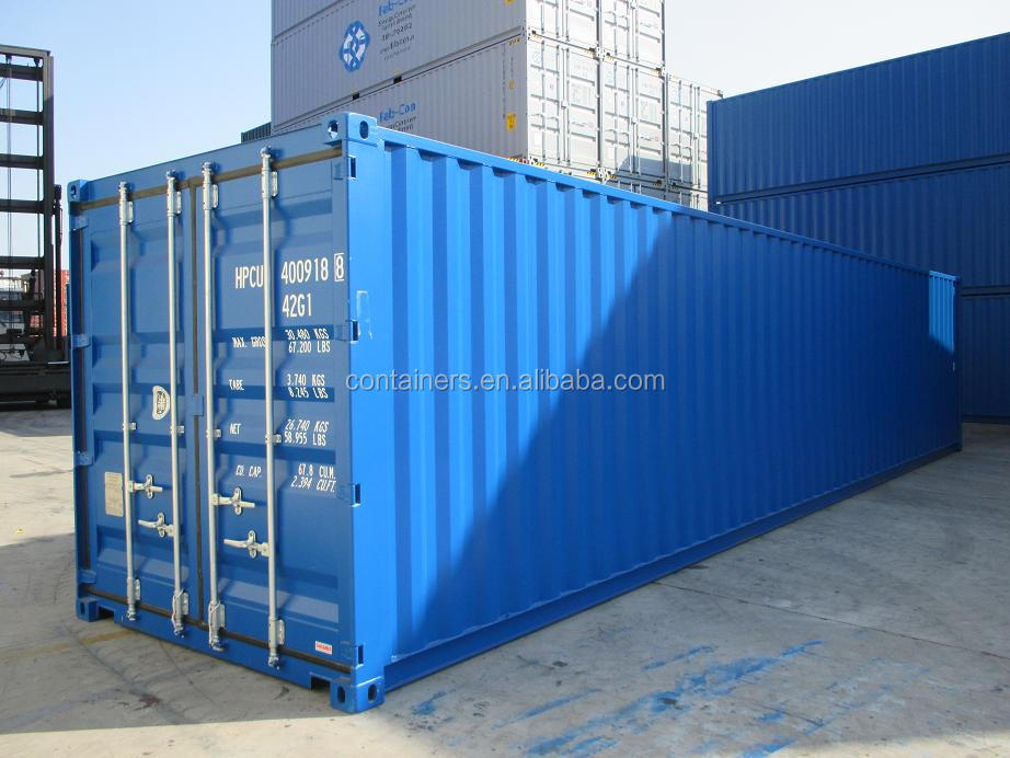 low price new 40ft shipping container
