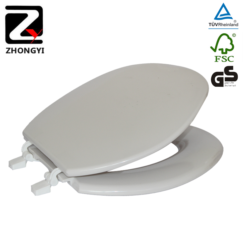 beauty duroplast toilet lid cover