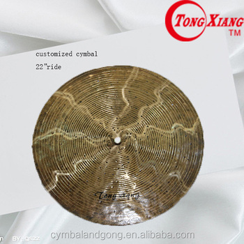 Customized Cymbal 22ride