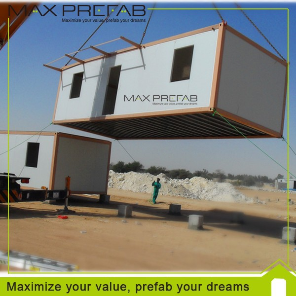 Prefabricated Mobile container storage portable container warehouse