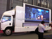 LED advertising board truck,YES-V8