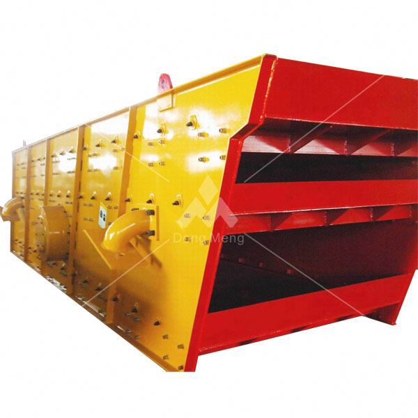 The most reliable mining equipment vibration sieve certified by CE, ISO , SGS ,GOST