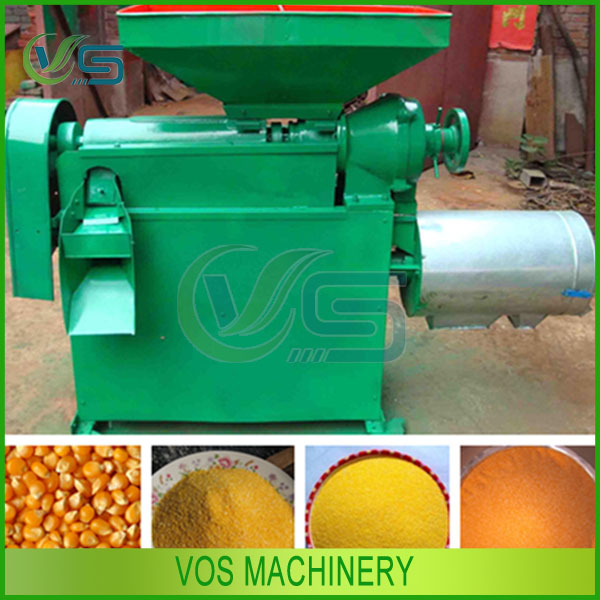 Motor or diesel maize milling machine for sale/Home use 400kg/h capacity maize milling machine for agricultural machinery