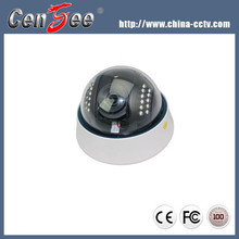 Hot Sale!!!H.264 Day&Night Indoor Ir Network Ip Camera 720p Dome