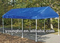 Outdoor 10' x 20' Decorative Functional Canopy Carport