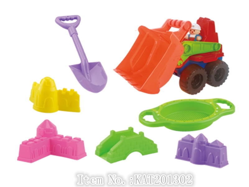 2019 Top Quality Beach Truck Toys,Cute Funny Sand Beach Outdoor Toys For Kids