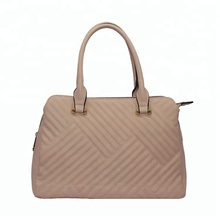 Pu Leather Luxury Pink Tote Bag Handbags For Women