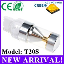 guangzhou auto parts s25 t20 bulb set 12v led fog light
