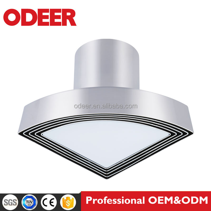 Toilet Exhaust Fan and LED Lighting VL-B1-LM-C-CH