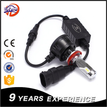 Best LED chip super white spotlight 4000lm guangzhou auto h7 led headlight