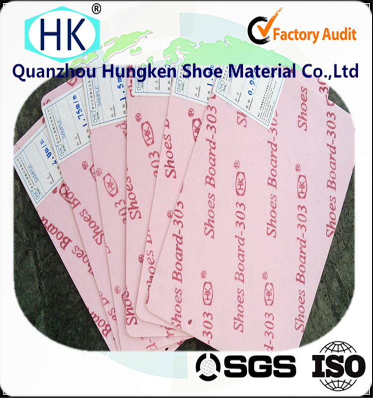 Safety shoes insole board made of anti-static fiber material