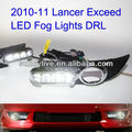 2010-2012 Lancer Exceed LED Daytime Running Light For Fog Light V1 Type