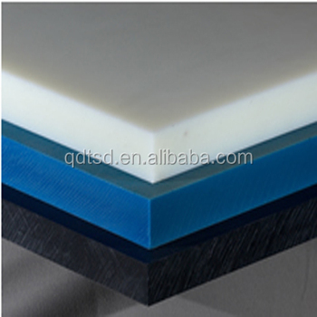 PE HDPE Sheet for Outdoor HDPE Usage