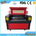China Cheap 6090 Cnc co2 laser cutting machine for acrylic