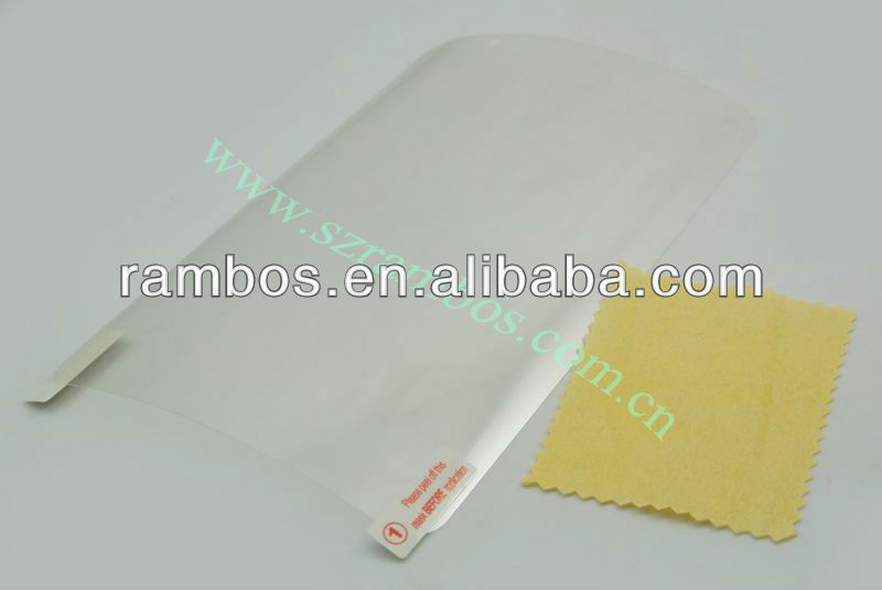 Clear LCD Protector Screen Guard Film for Samsung Galaxy Tab 7 P3100