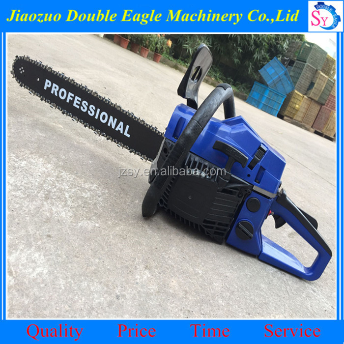 2017 Cutting Wood Agriculture Machinery 38cc Gas Chainsaw for sale