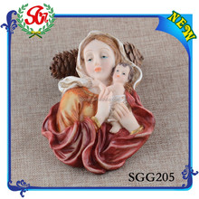 SGG205 Resin Religious Statues For Home & Office Decoration, Religious Statues Wholesale