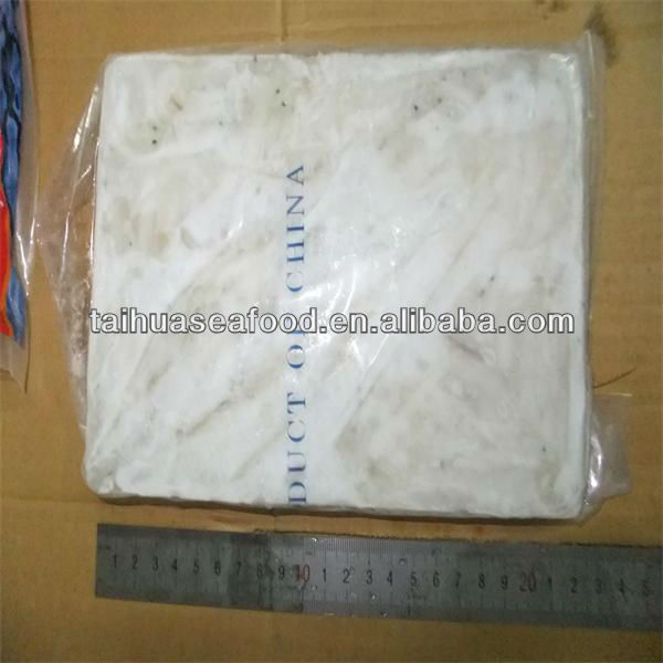 silver fish and quality frozen sea basa fillet fish