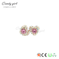 Candygirl Brand Piercing Stud Earrings Jewelry