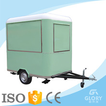 For American Sale High Quality Mobile Food Van