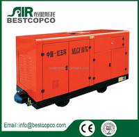 37kw Coal Mining Portable Screw Air Compressor hot for sale