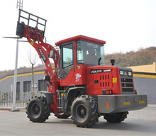 High Quality Mini China Front End Loader With Forklift