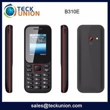 B310E 1.77inch small size new arrive quad band thin phone mobile hot sale in south america cell phone