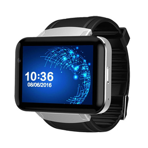 New Arrival Android Smart Watc with GPS Watch Phone Android 4.4 wifi Bluetooth Smartwatch
