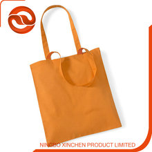 Printed customized logo cotton tote bag/promotional cotton shopping bag on sale