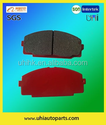 Auto parts D2064 GDB770 brake pad for atv for car Toyota HiAce, Dyna