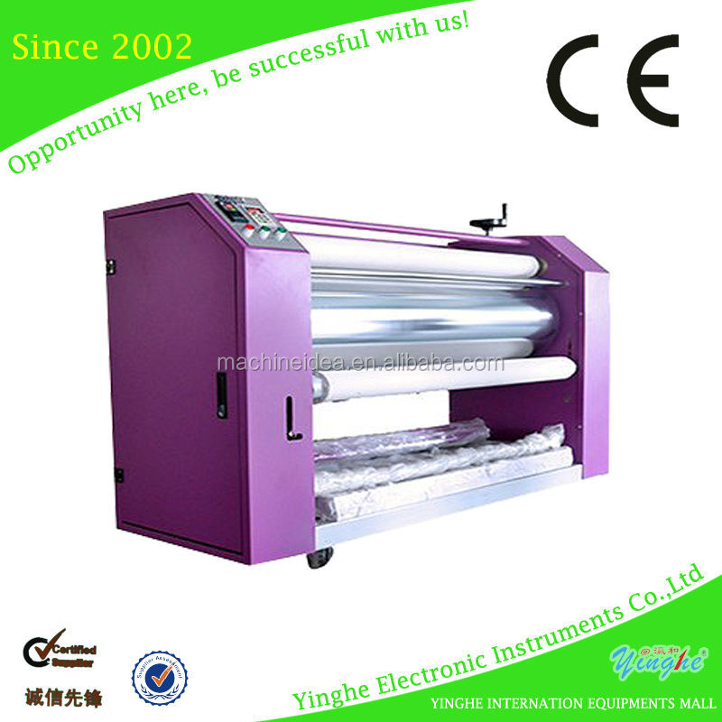 best price good quality roll to roll Heat press Machine