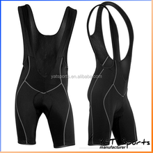 Latest design cycling bib shorts Mens sexy bike cycle bibs one piece suit