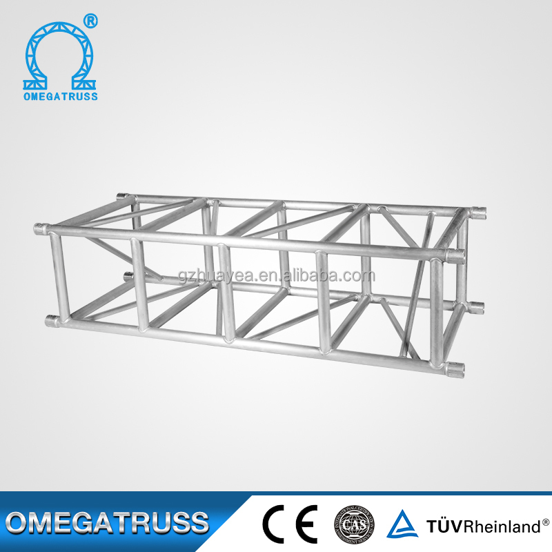 Easy to install safety outdoor stage roof box spigot truss