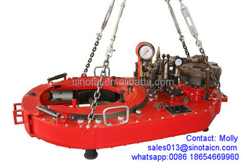 High quality wellhead tools TQ series casing power tong