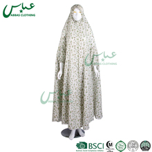 ABBAS brand wholesale yiwu muslim clothing cheap muslim abaya