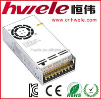 HS-350W switching power supply with CE,KC,CCC,TUV,PSE,ROHS