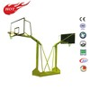 School sports hottest basketball backstop basketball pole price for training