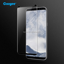 For Samsung Galaxy S8 Plus Case-friendly 3D Anti-shock Oil Proof Tempered Glass Screen Guard