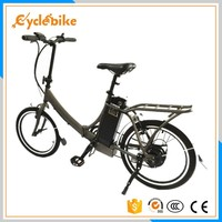 "36v Cheap MINI 20"" 250w Folding off road electric bike"