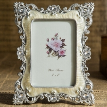 European Creative diamond table picture frame 8 inch bed frame