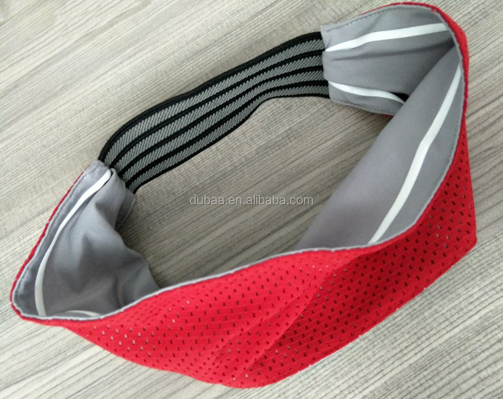 Wide Running Sport Headband Elastic Wicking Sweatband Exercise Headwear High Quality Breathable Sporting Athlete Head Wrap
