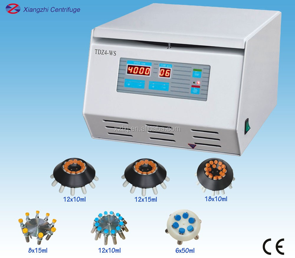 low speed centrifuge TDZ4-WS