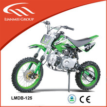 125cc cool sports dirt bike with CE cheap for sale